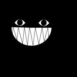 SmilingBlackCat