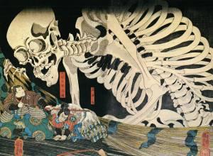 Kuniyoshi_Utagawa,_Sceleton