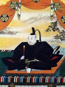 Ieyasu Tokugawa (1543-1615). Wikimédia (http://commons.wikimedia.org/wiki/File:Tokugawa_Ieyasu2.JPG)
