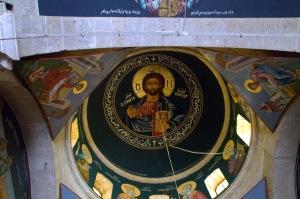St. Thecla Monastery, Ma'loula, Syria. Source: Wikimedia. Credits: James Gordon.