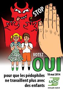 Affiche des JUDC-VD
